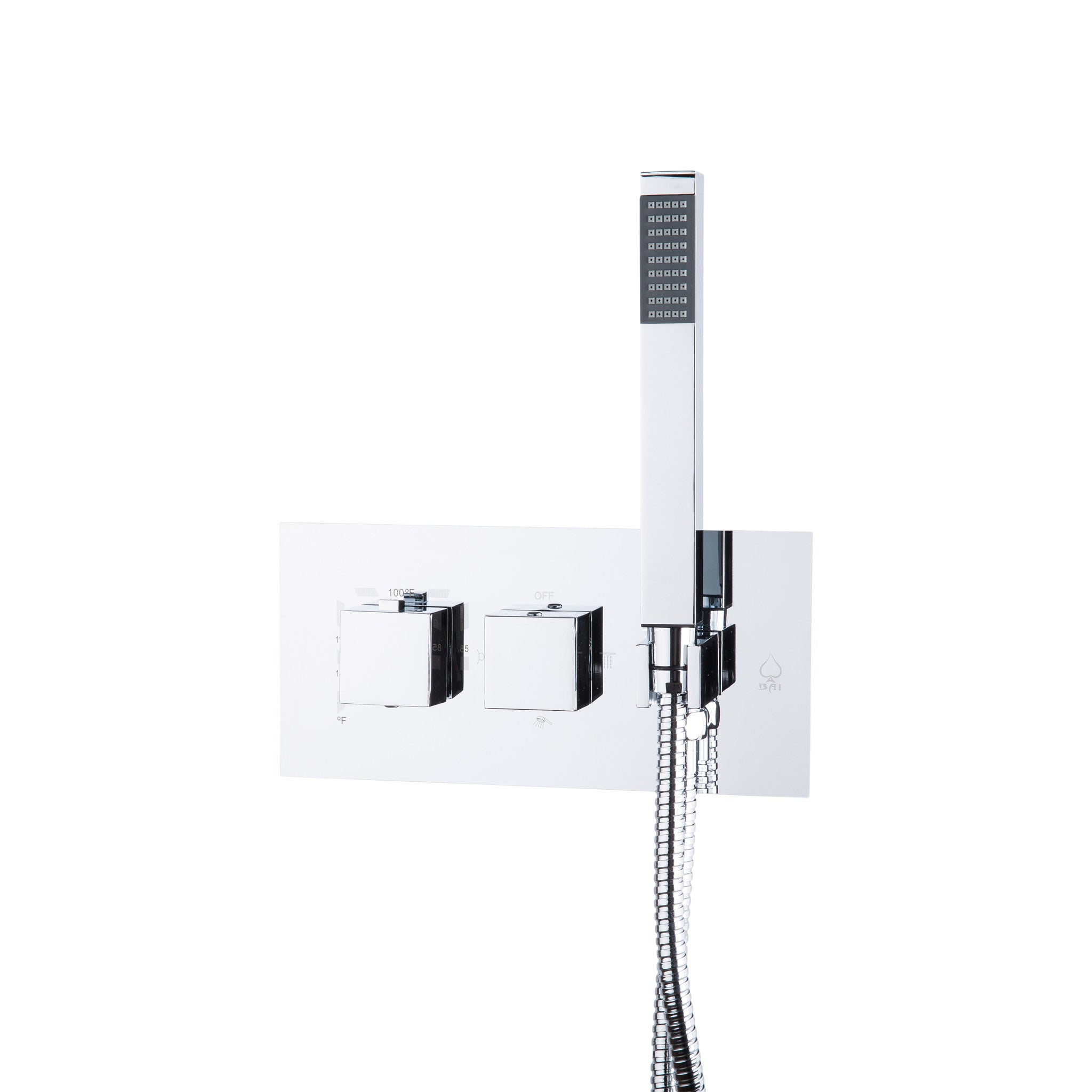 Bai 0113 Concealed Thermostatic Shower Mixer Valve With