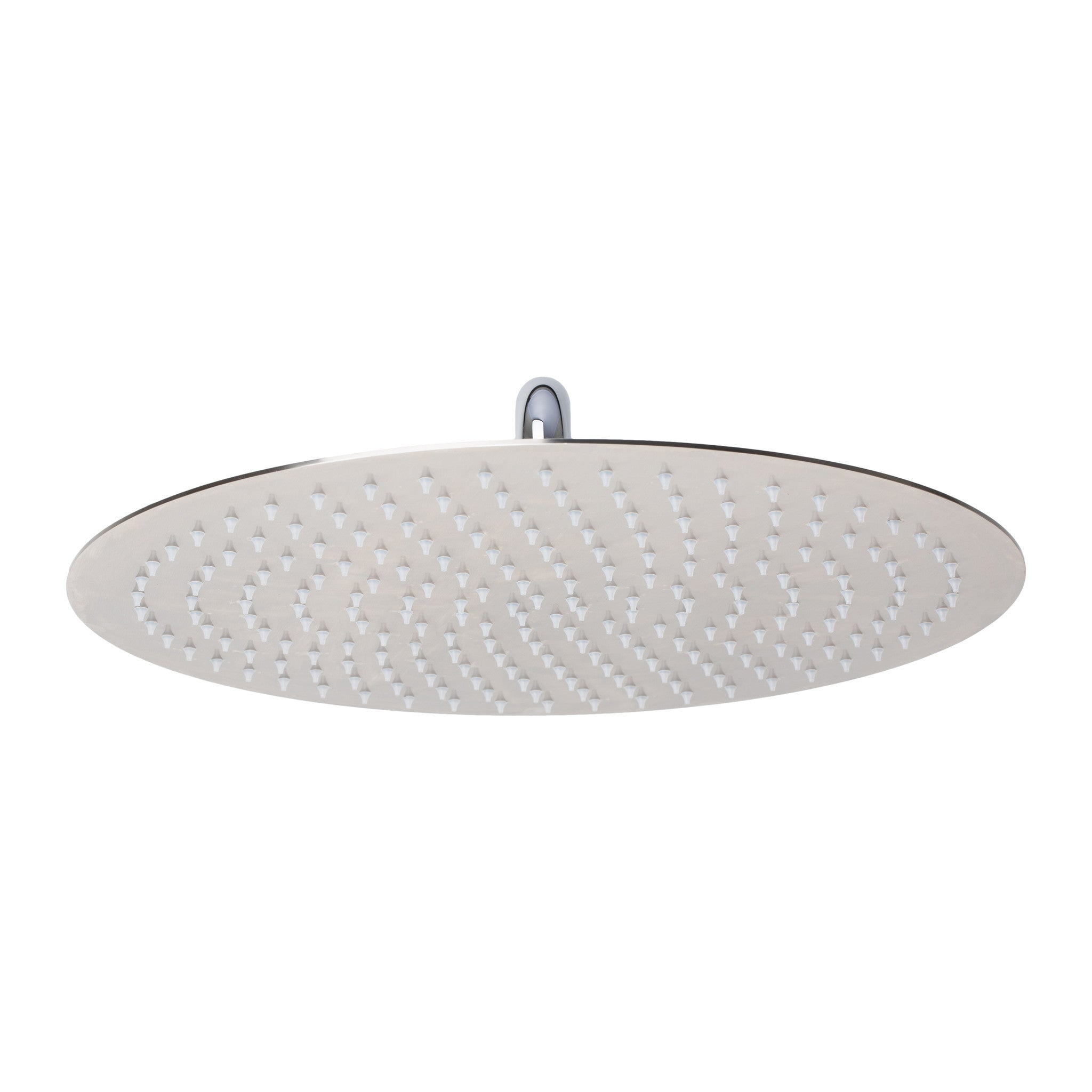 Bai 0415 Stainless Steel 16 Round Rainfall Shower Head Brushed
