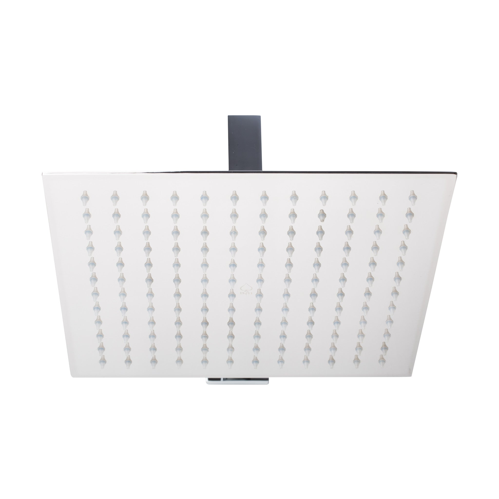Bai 0416 Stainless Steel 10 Square Rainfall Shower Head Polished