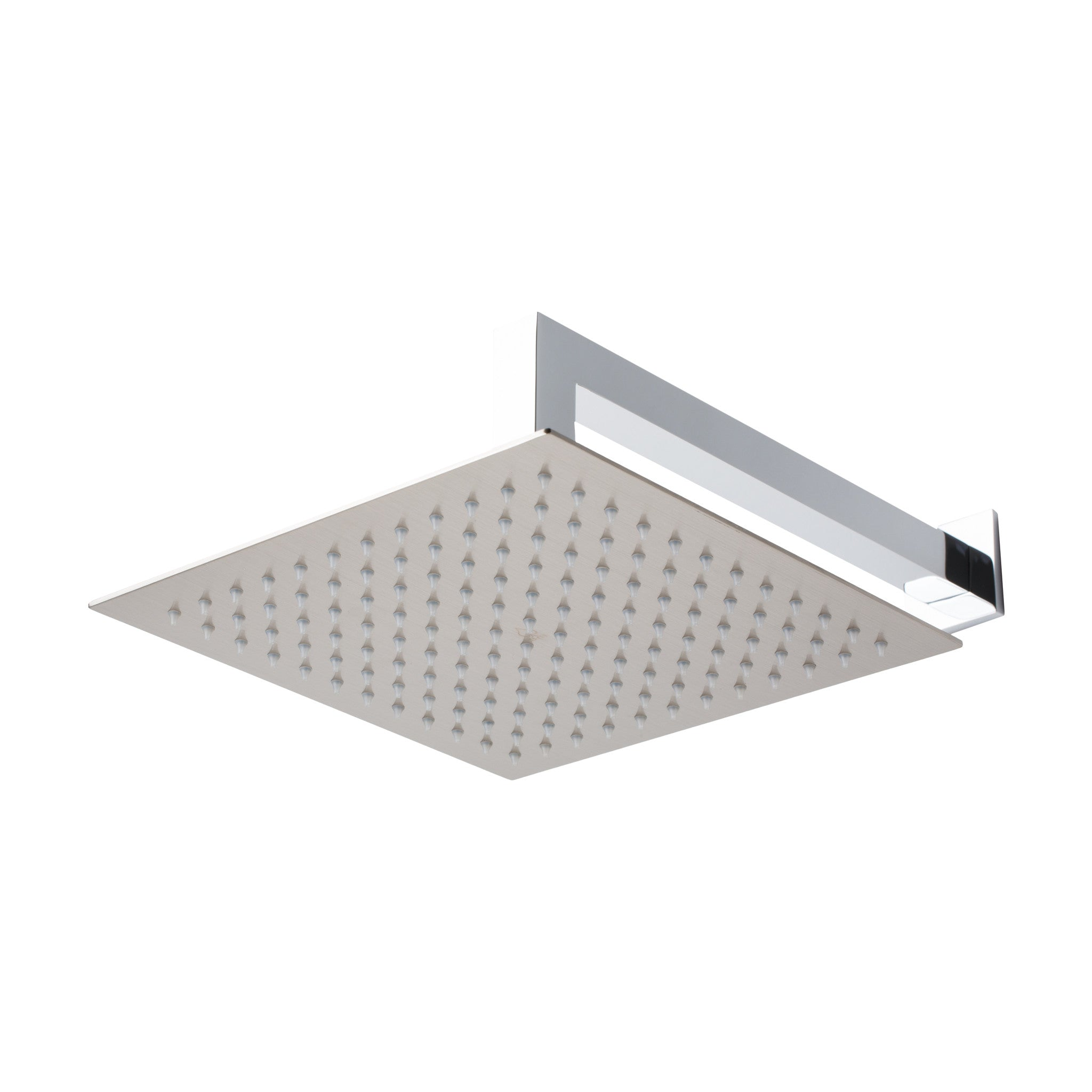 Bai 0419 Stainless Steel 10 Inch Square Rainfall Shower Head