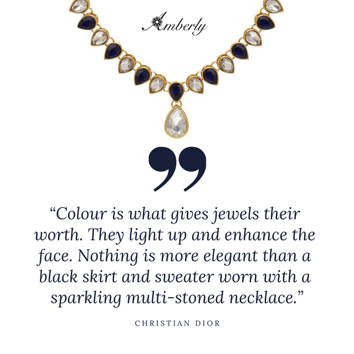 Colour is what gives jewels their worth