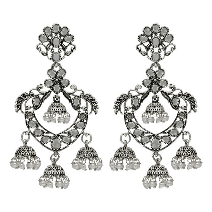 Chandelier Jhumki Earring