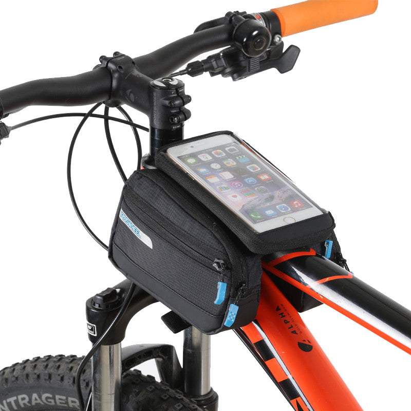 The Bicycle Phone Bag The Pole