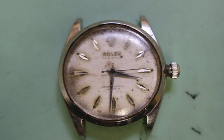 Restoration project #1: Rolex 6564 cal. 1030 Part 1: What is the situation?!