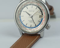 Seiko World Time 6217-7000 First edition May 1964 Watches Perpetual Watch Lover (PWL)