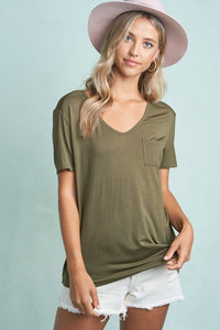Alexander Short Sleeve Tee - MULTIPLE COLORS