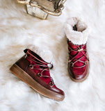 Marshmallow Warm Winter Snow Boots