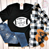Talk Football to Me - Graphic Tee