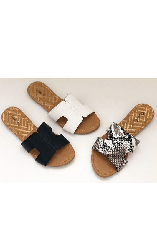 Archer Slip-On Sandals - 3 Colors Available