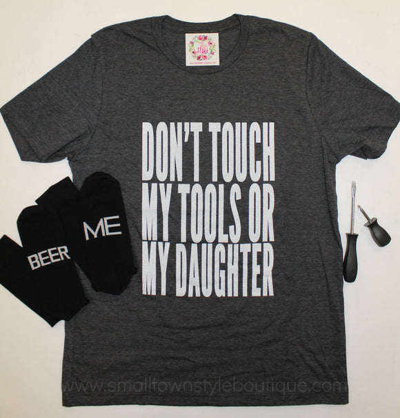 Dad's Tool/Daughter Graphic Tee