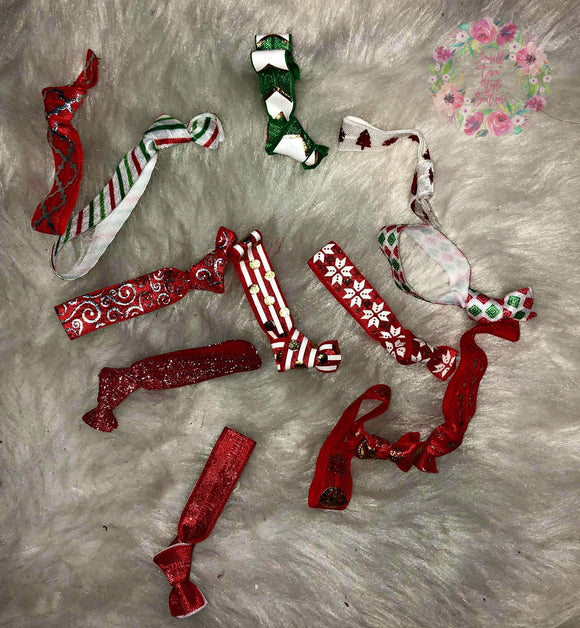 Holiday Hairties
