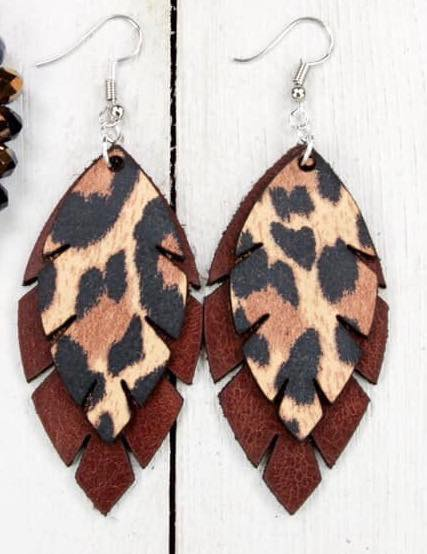 Fall Earrings - Multiple Colors