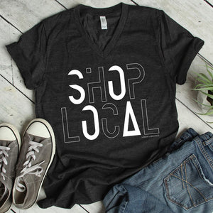 SHOP LOCAL - Graphic Tee