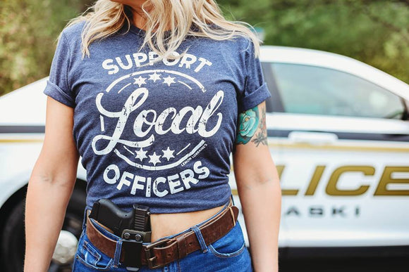Support Local Officers