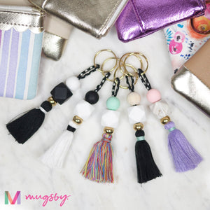 Tassel Keychain - Multiple Options