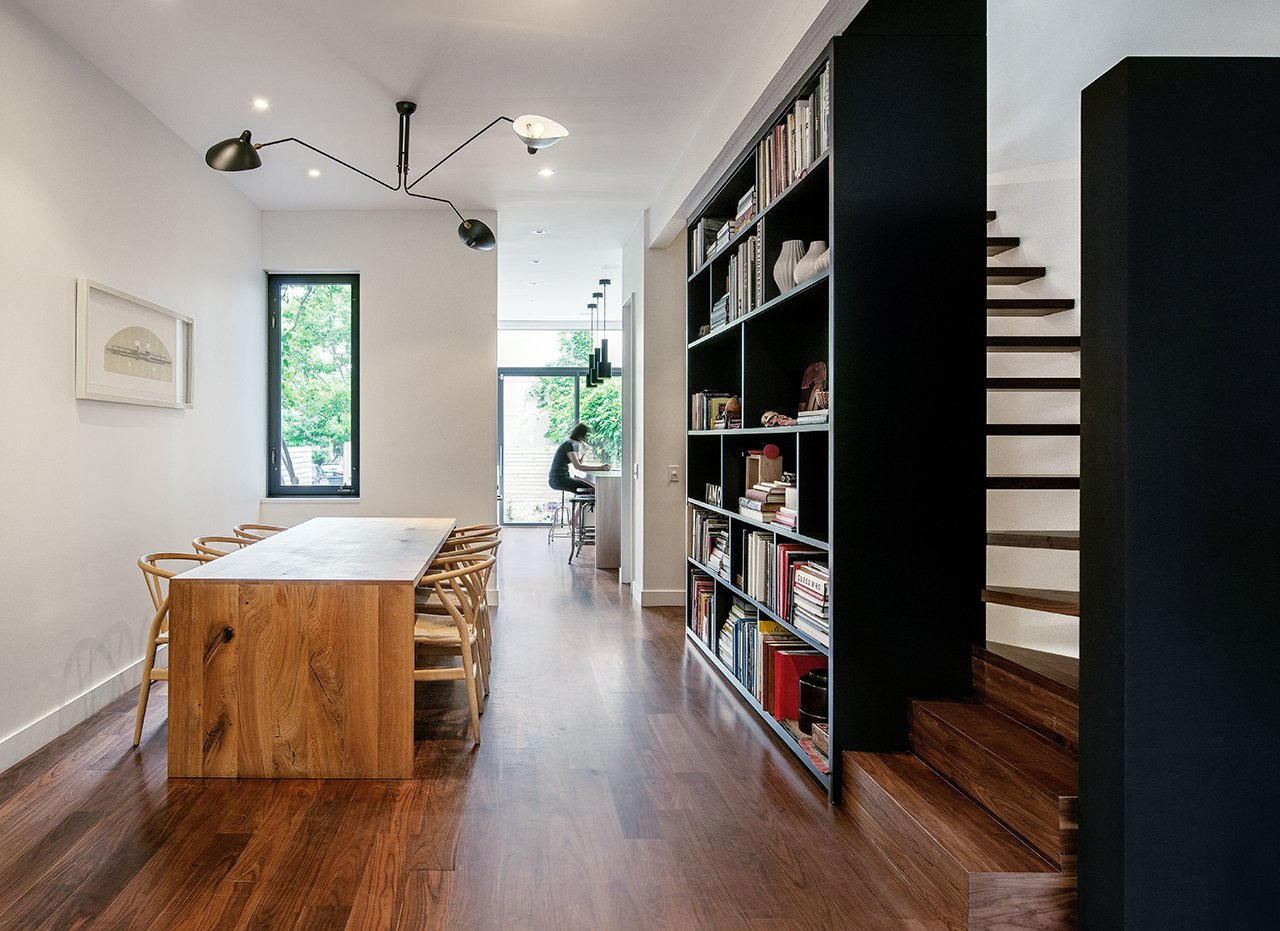 Modern Renovation Of A Victorian House In Toronto Must