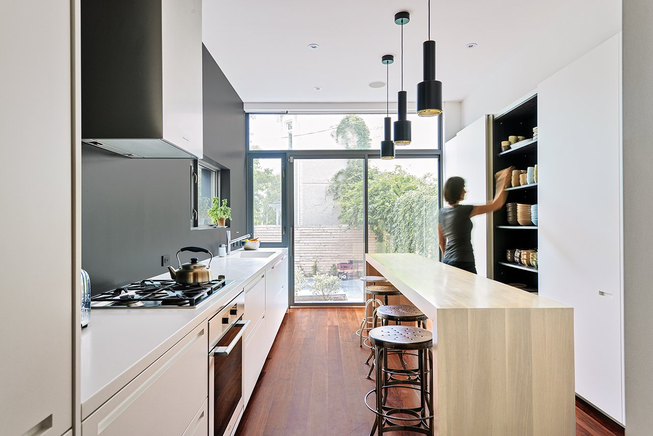 Modern Renovation to a Victorian House