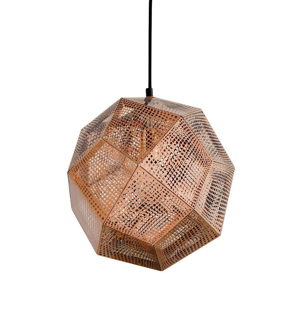 Tom Dixon Etch Shade Pendant Lamp