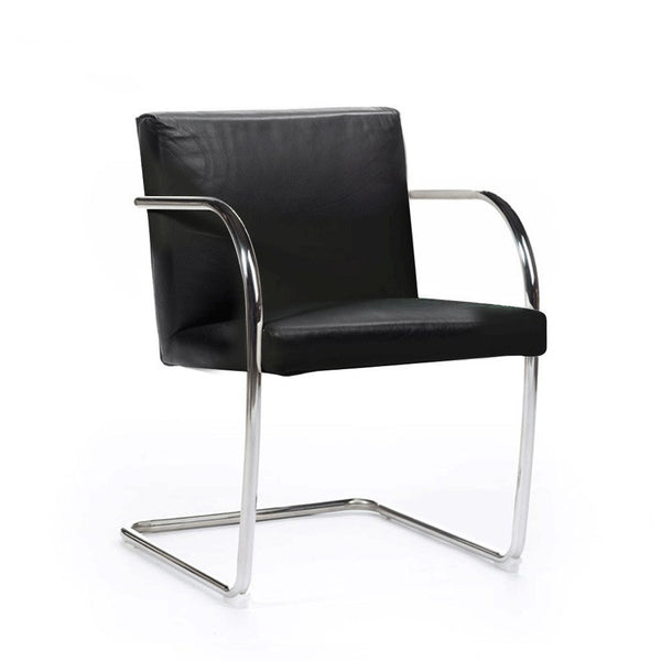 Brno Tubular Chair Leather