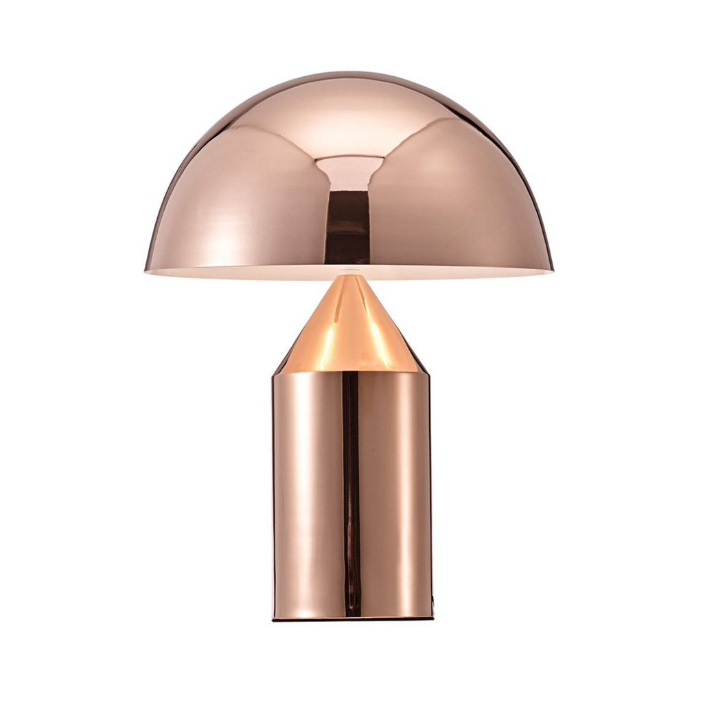 Atollo Table Lamp Copper