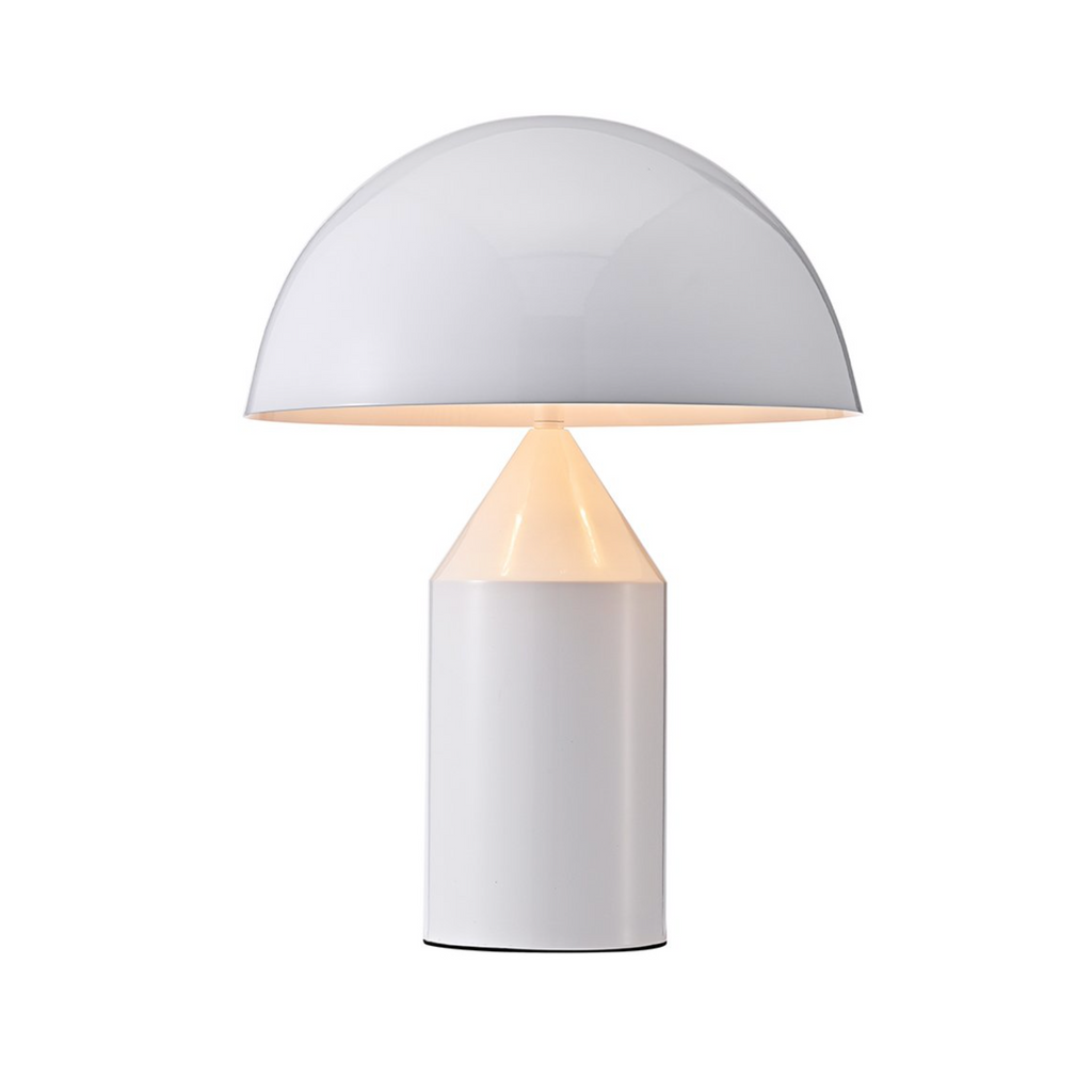 Atollo Table Lamp White