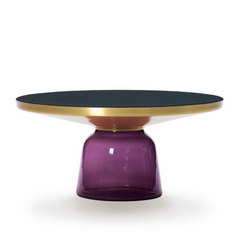 Bell Coffee Table Purple