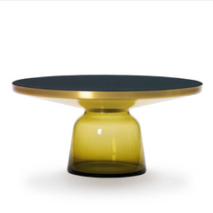 Bell Coffee Table Yellow