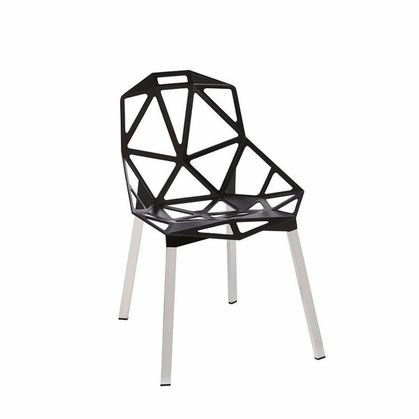 Chair One from Konstantin Grcic in black