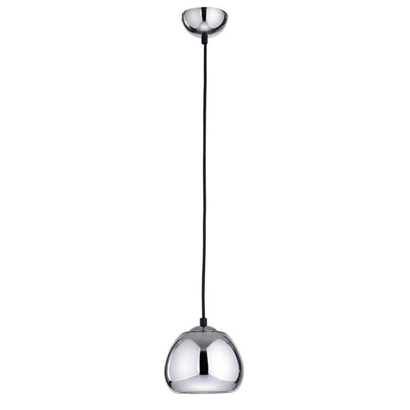 Dixon Void Pendant Lamp Mini Silver