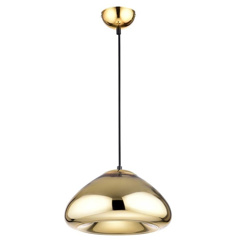 Dixon Void Pendant Lamp Gold