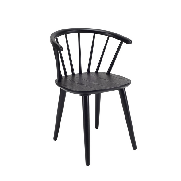 Faxe Chair black