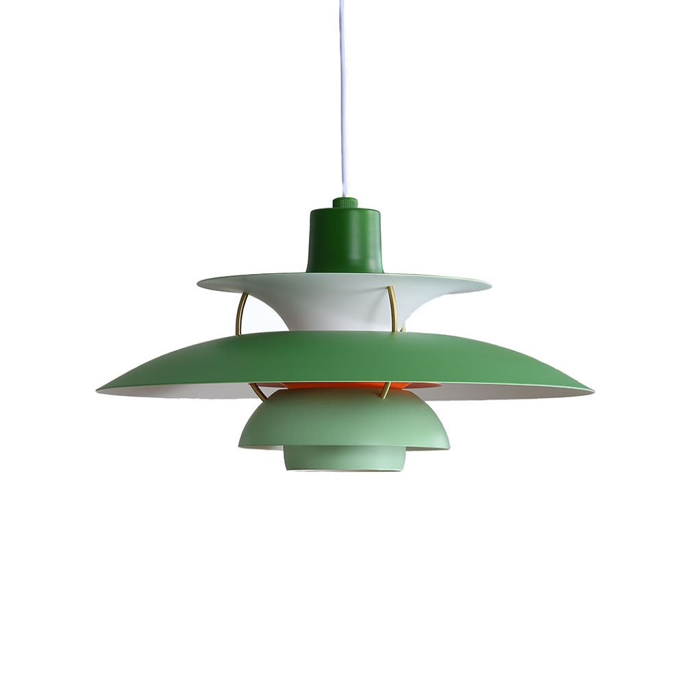 Henningsen PH5 Pendant Lamp - Green