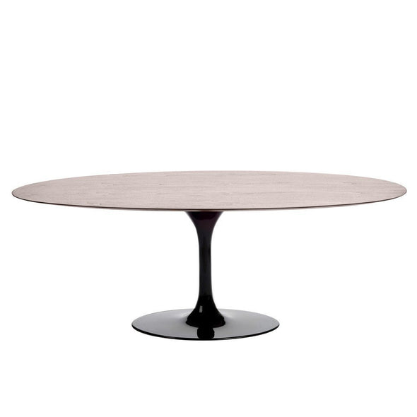 Saarinen Oval Tulip Table - Walnut