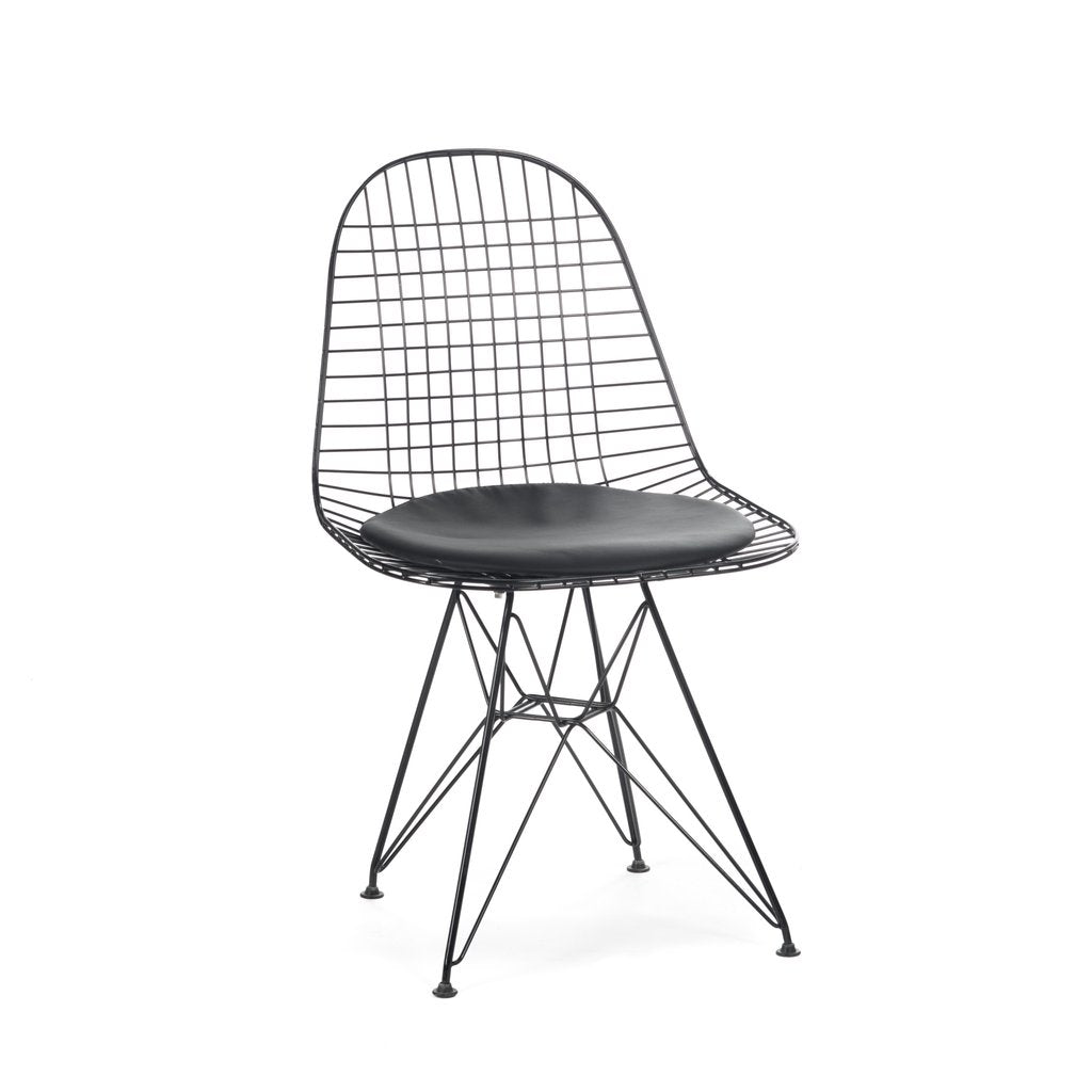 Eames DKR Eiffel Chair black/black