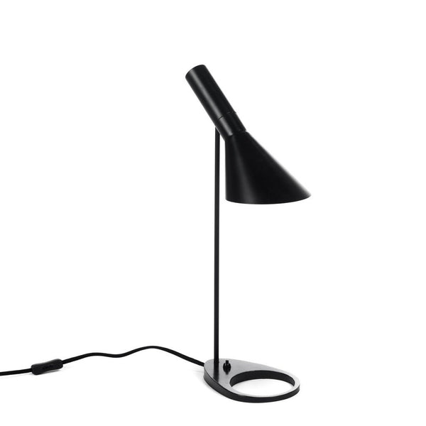 Black Jacobsen Table Lamp