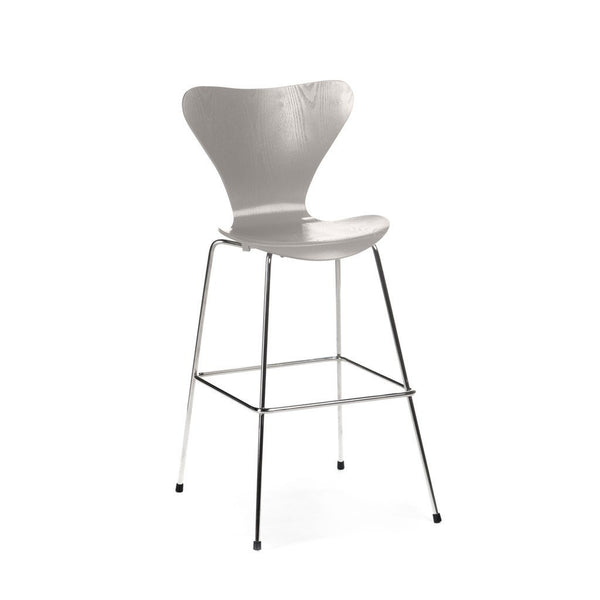 Jacobsen Series 7 Stool in grey