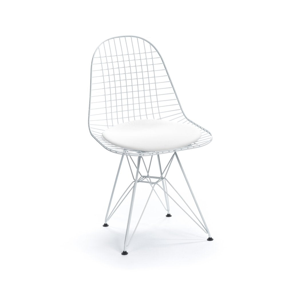 Eames DKR Eiffel Chair white/white