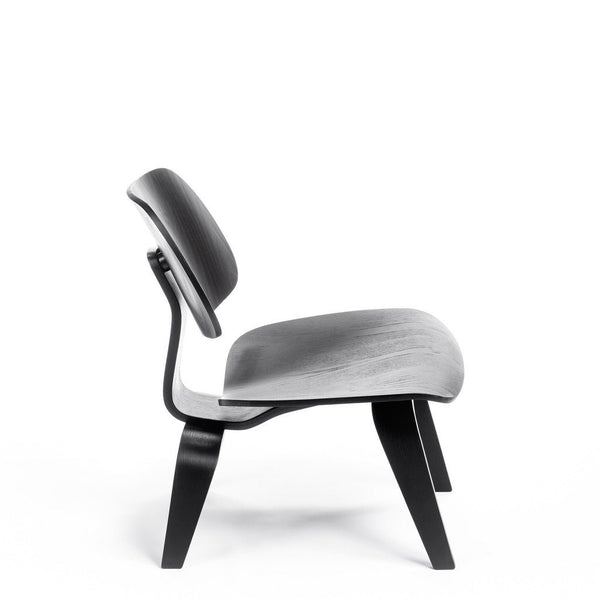 Black Eames LCW Chair