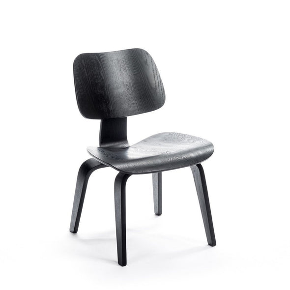 Black Eames DCW Chair
