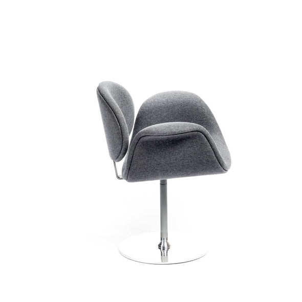 Paulin Little Tulip Chair grey