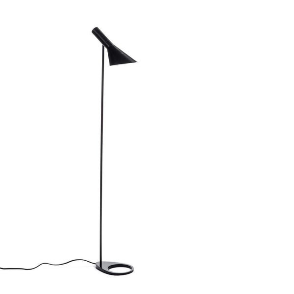 Black Jacobsen Floor Lamp