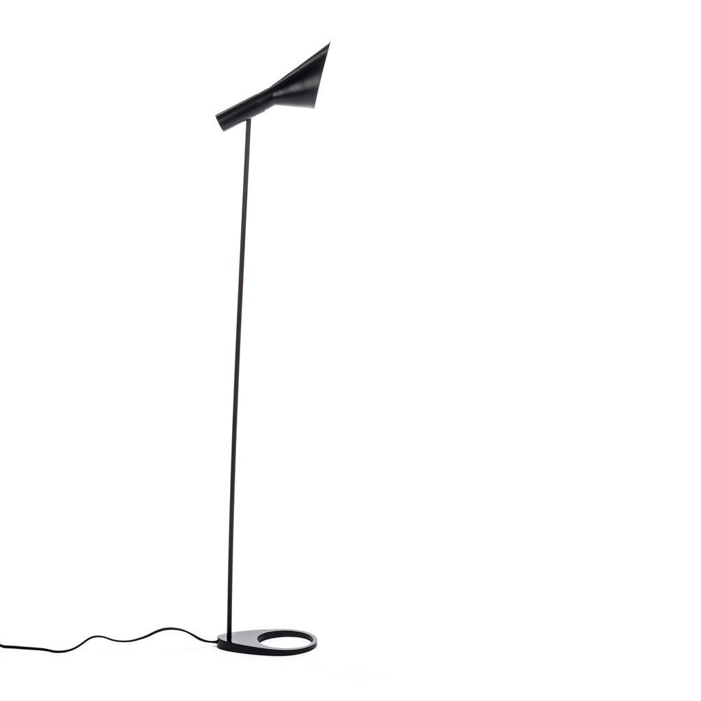 Black Jacobsen AJ Floor Lamp