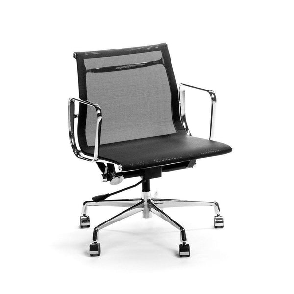 Black Eames Management Chair