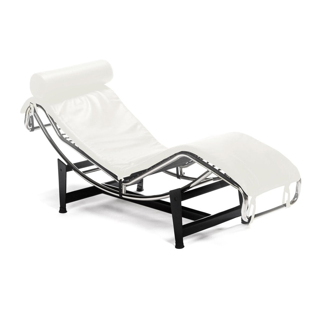 by longue inspired the products black italian le white corbusier onske premium leather chaise