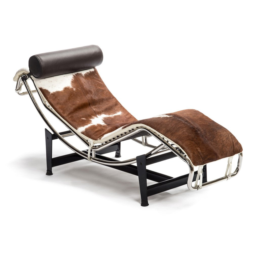 Bon Le Corbusier LC4 Lounge Chair ...