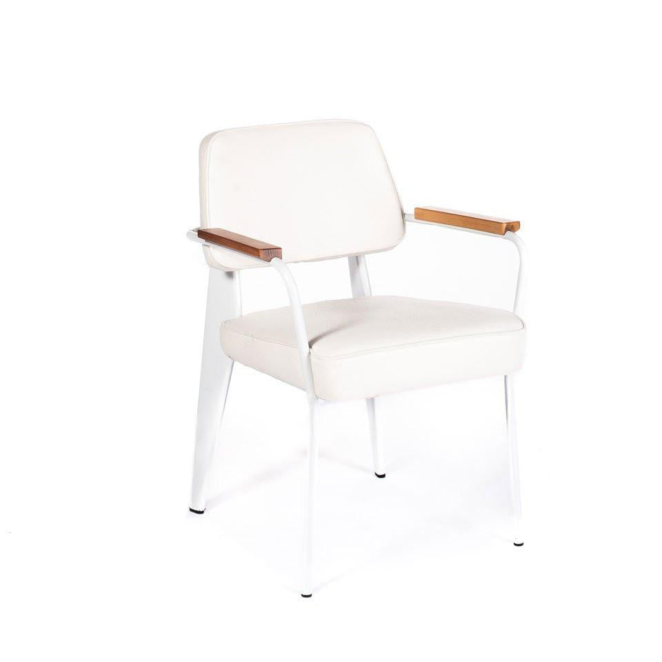 Fauteuil Direction white