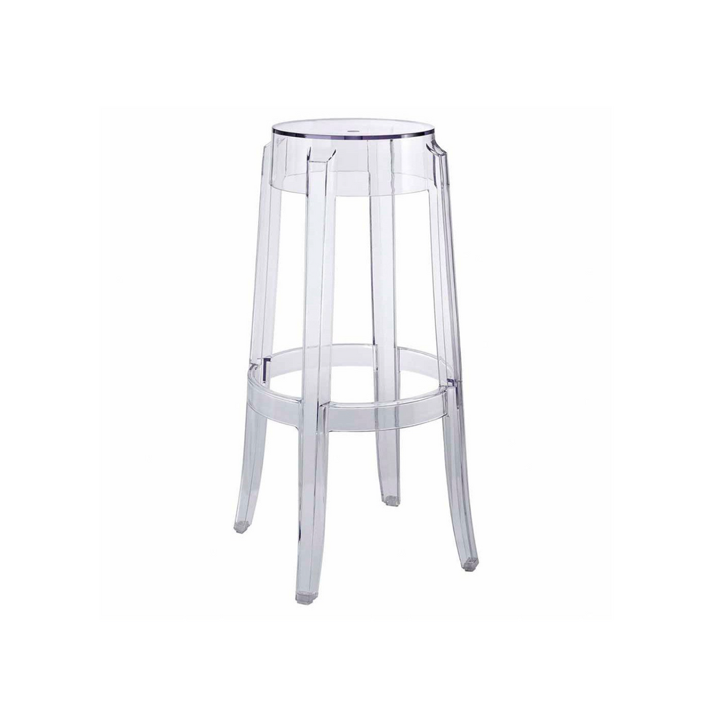 Louis Ghost Barstool