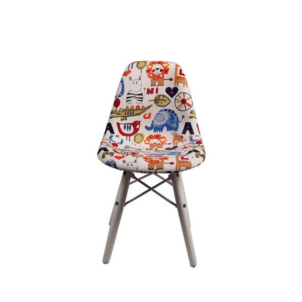 Eames DSW for Kids - Upholstered