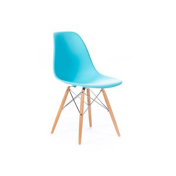 Eames DSW Turquoise