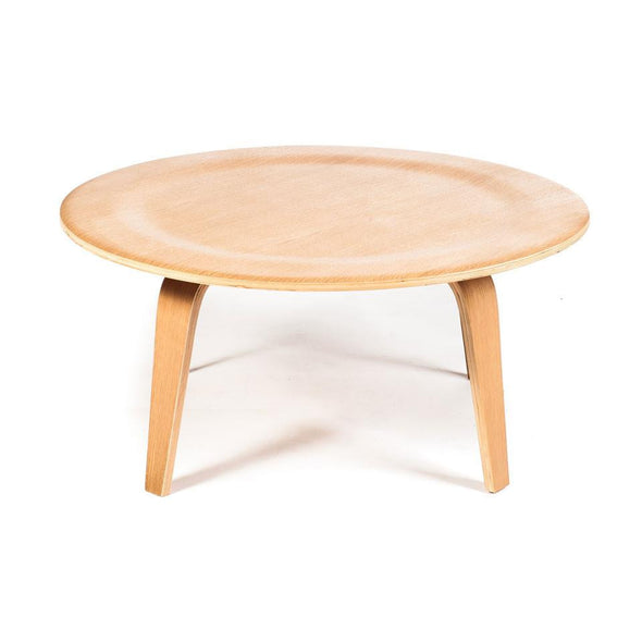 Ash Eames Moulded Plywood Coffee Table